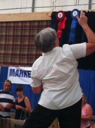 2011 Provincial Exhibition: Bonnie MacKay