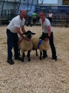 2011 Provincial Exhibition: Paul and Holly