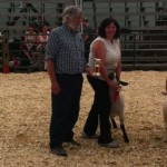 2011 Provincial Exhibition: Richard and Dianne