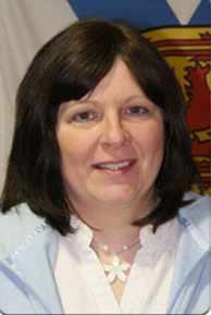 Purebred Sheep Breeders Association of Nova Scotia: Diane Sinclair
